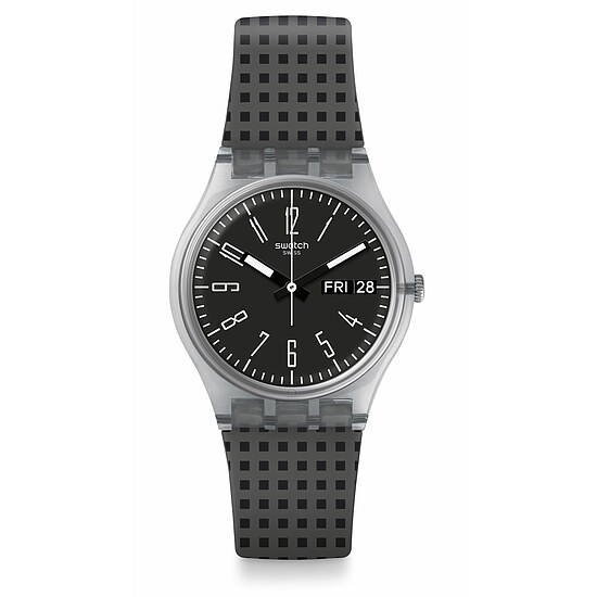 Swatch Uhr GE712 WORLDHOOD Gent Efficient