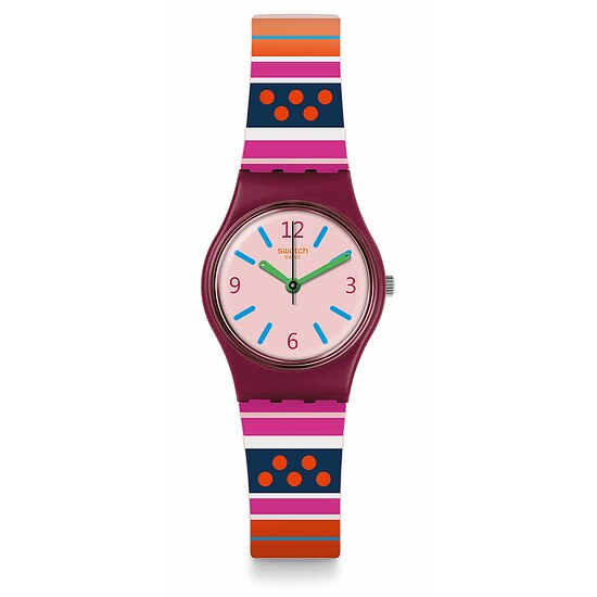 Swatch Uhr LP152 WORLDHOOD Original Lady Laraka