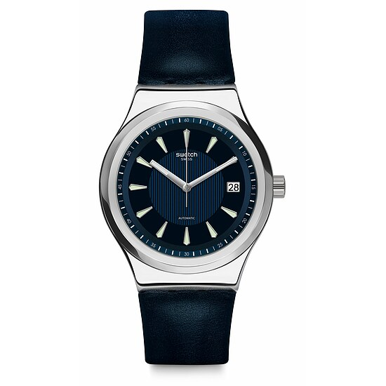Swatch Uhr YIS420 SISTEM51 Irony Automatic Sistem Lake