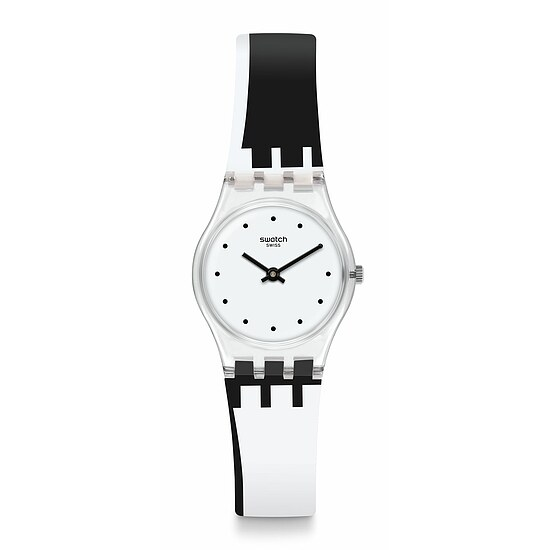 Swatch Uhr LK370 TIME TO SWATCH Original Lady Dot Around the Clock