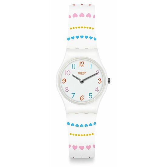 Swatch Uhr LW164 LOVE IS IN THE AIR  Original Lady Herzlich