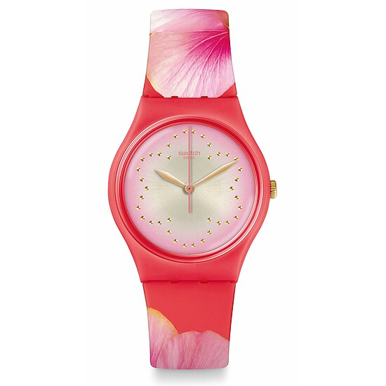 Swatch Uhr GZ321 Mother's Day Special  Gent Muttertag Fiore di Maggio
