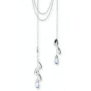JOOP! Silberschmuck Halskette JJ 0662