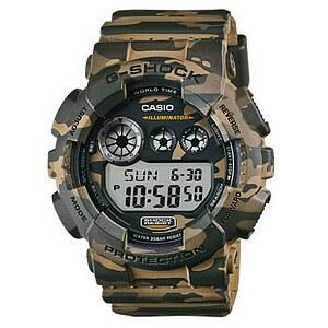 Casio Uhren G-Shock GD-120CM-5ER