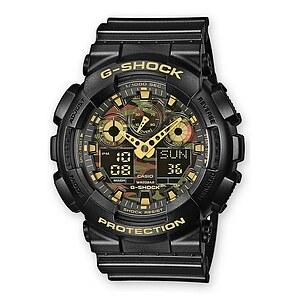 Casio Uhr G-Shock GA-100CF-1A9ER