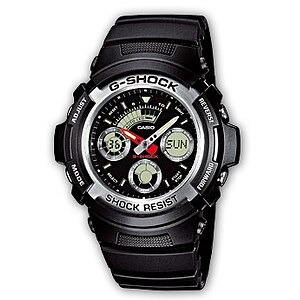 Casio Uhren G-Shock AW-590-1AER Speed Shifter - 01117