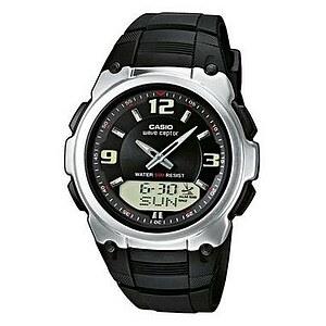 Casio Uhren Funkuhr WVA-109HE-1BVER