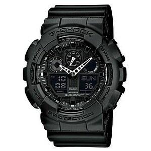 Casio Uhren G-Shock GA-100-1A1ER