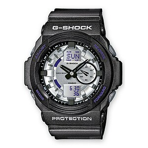 Casio Uhren G-Shock GA-150MF-8AER schwarz silber