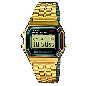 Casio Uhren Retro Collection A159WGEA-1EF