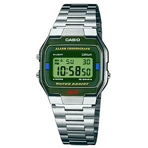 Casio Uhren Retro Collection A163WA-1QES