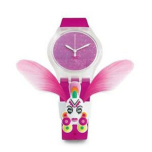 Swatch Uhren Jelly in Jelly SUJK 113 Salt & Salsa One Night in 54 - 01815