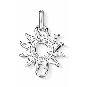 Thomas Sabo X0176-001-12 CHARM CLUB Charm-Carrier Sonne - 03176