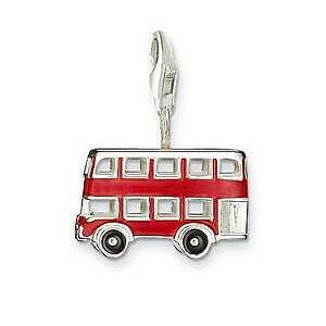 Thomas Sabo Doppeldecker CC 0495 CHARM CLUB London Bus
