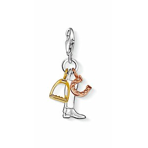 Thomas Sabo CC 0957 Anhänger Riding boot CHARM CLUB Hufeisen Reitstiefel - 04957