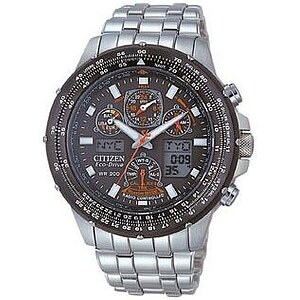 Citizen Uhren Eco-Drive Herrenfunkuhr JY0020-64E Super Skyhawk - 05072