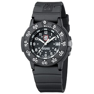Luminox Herrenarmbanduhr 3001 Original Navy SEALs Dive Watch - Serie 1 ultimative Beleuchtung - 05740