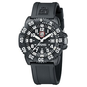 Luminox Herrenarmbanduhr 3051 Navy SEALs Series3050 - Self-Powered Illumination - 05756