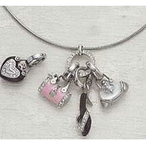 Charms-Kette von Fossil JF83390040