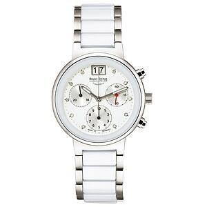 Bruno Söhnle Glashütte Uhren-Serie 17-93134-952 Damenuhr Algebra IV