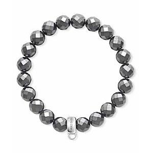 Thomas Sabo X0187-064-11-M Charm-Armband Hämatit  M
