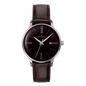 Junghans Uhren 047/4371.00 Damen Meister schwarz