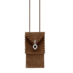 Charm-Pouchies brown von Thomas Sabo Charm Club XB 0001