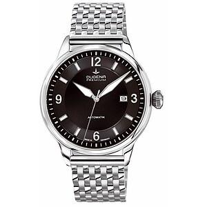 Dugena Premium Mechanik Herrenuhr 7090300 der Uhrenserie Kappa Airtrip Automatic