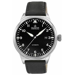 Dugena Premium Mechanik Herrenuhr 7000306 der Uhrenserie Kappa Airtrip Automatic