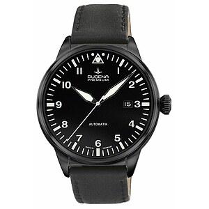 Dugena Premium Mechanik Herrenuhr 7000307 der Uhrenserie Kappa Airtrip Automatic