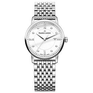 Maurice Lacroix Damenuhr EL1094SS002150 der Uhrenserie Eliros Xchange