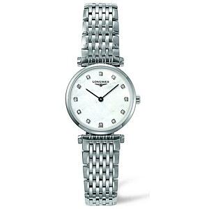 Longines Uhren L4.209.4.87.6 Damen-Armbanduhr La Grande Classique