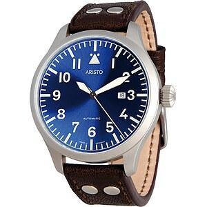 Uhren Fliegeruhr Aristo Automatik von Aristo 3H159