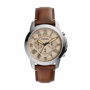 Fossil FS5214 Herrenuhr der Uhren Grant