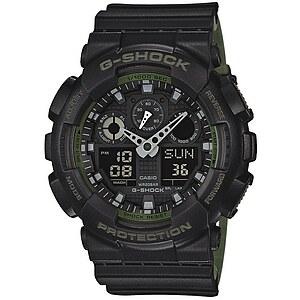 Casio Uhren G-Shock GA-100L-1AER in schwarz