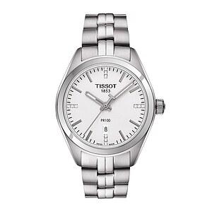 Tissot T101.210.11.036.00 Damenuhr T-Classic der Uhren-Serie PR 100