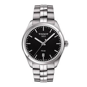Tissot T101.410.11.051.00 Herrenuhr T-Classic der Uhren-Serie PR 100