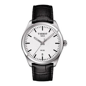 Tissot T101.410.16.031.00 Herrenuhr T-Classic der Uhren-Serie PR 100