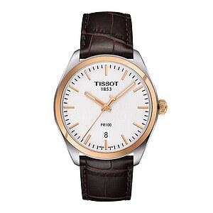 Tissot T101.410.26.031.00 Herrenuhr T-Classic der Uhren-Serie PR 100