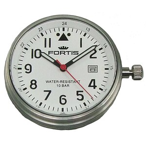 Comeback of the Legendary Flipper - Fortis Colors Ref.705 weiss