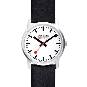 Mondaine Railways Watch Simply Elegant Art. A400.30351.11SBB