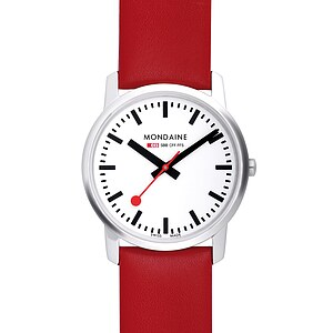 Mondaine Railways Watch Simply Elegant Art. A400.30351.11SBC