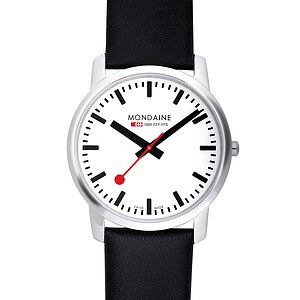 Mondaine Railways Watch Simply Elegant Art. A638.30350.11SBB
