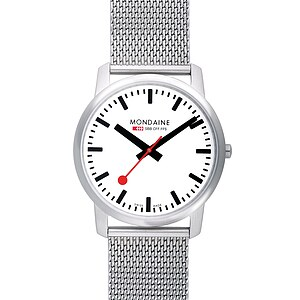 Mondaine Railways Watch Simply Elegant Art. A638.30350.16SBM