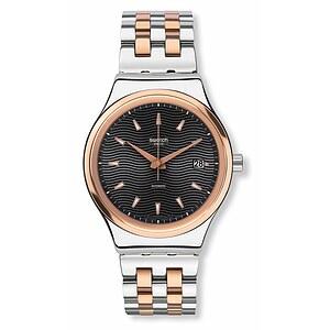 Swatch Uhr YIS405G SISTEM51 Irony Automatic Sistem Tux bicolor