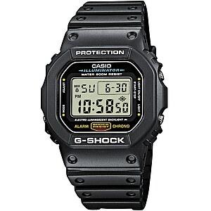 Casio Uhren-Serie G-Shock DW-5600E-1VER Timecatcher