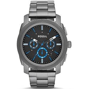 Fossil FS4931 Herrenuhr Chronograph Uhren-Serie Machine