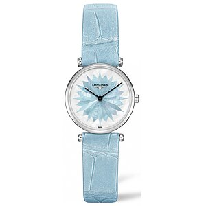 Longines Uhren L4.209.4.03.2 Damen-Armbanduhr La Grande Classique