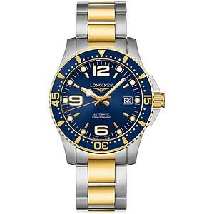 Longines Uhren L3.742.3.96.7 Herren-Sportuhr Automatik HydroConquest