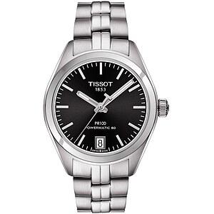 Tissot T101.207.11.051.00 T-Classic Damenuhr der Uhren-Serie PR 100
